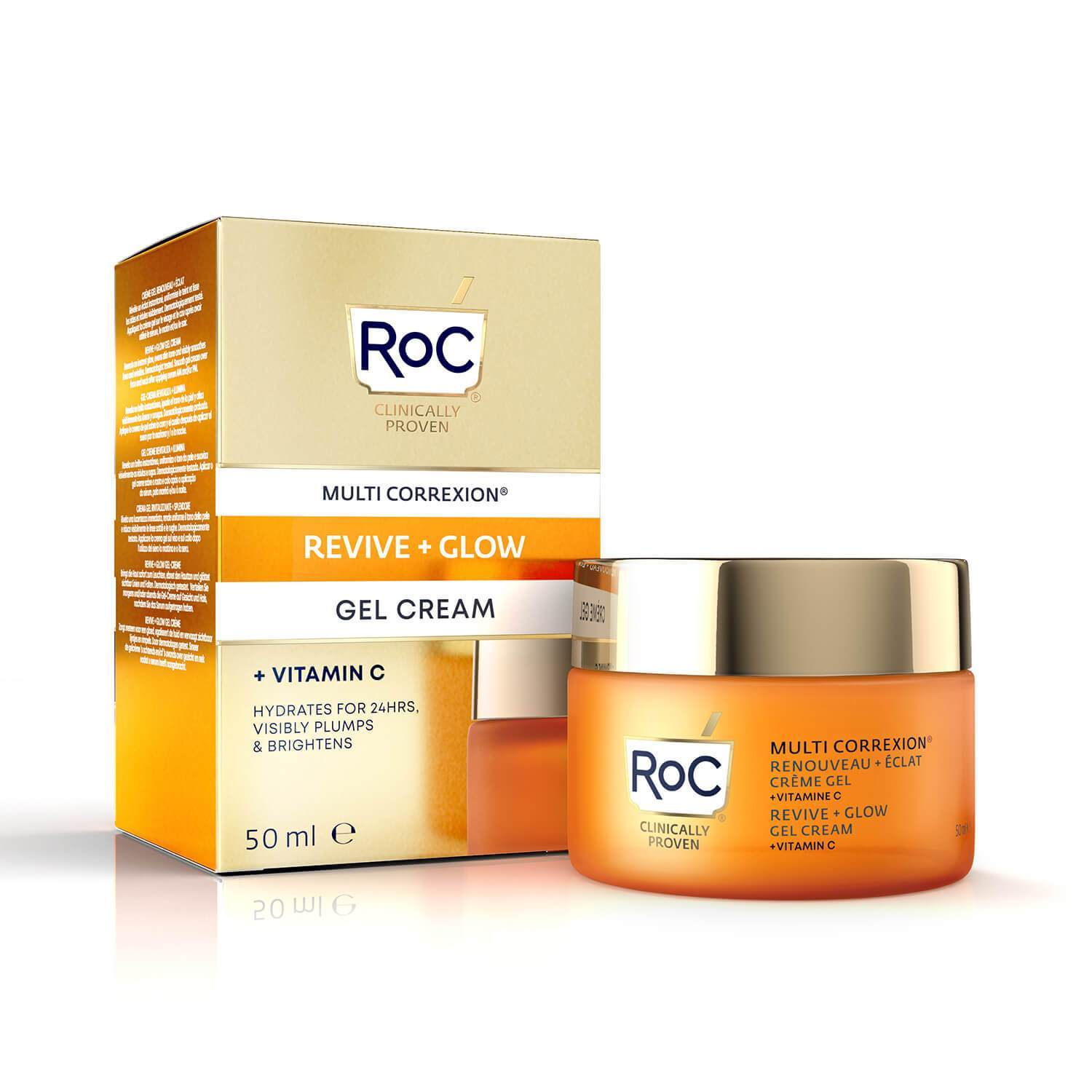 REVIVE + GLOW CREMA EN GEL 50ML