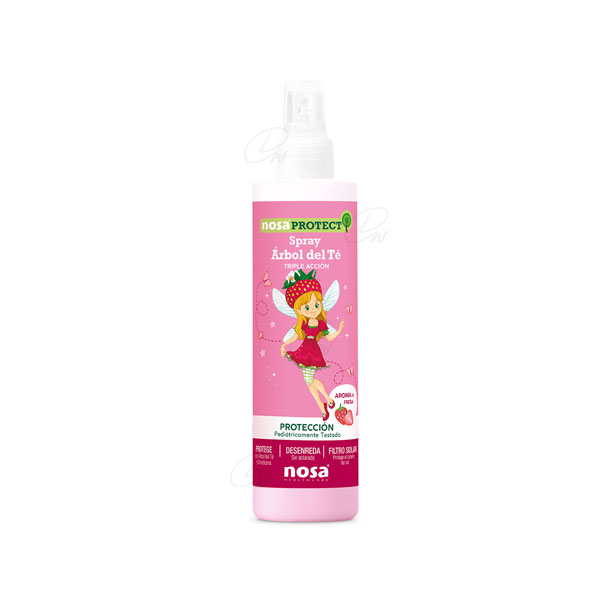 Nosa Spray Arbol del Te Aroma Fresa 250ml