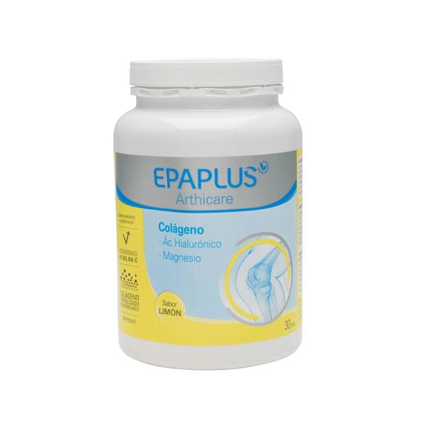 Epaplus Colageno + Hialuronico + Magnesio 332g Sabor Limon