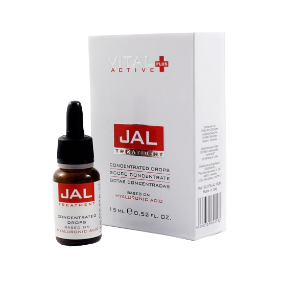 Ácido Hialurónico Vital Plus Jal 15 ml