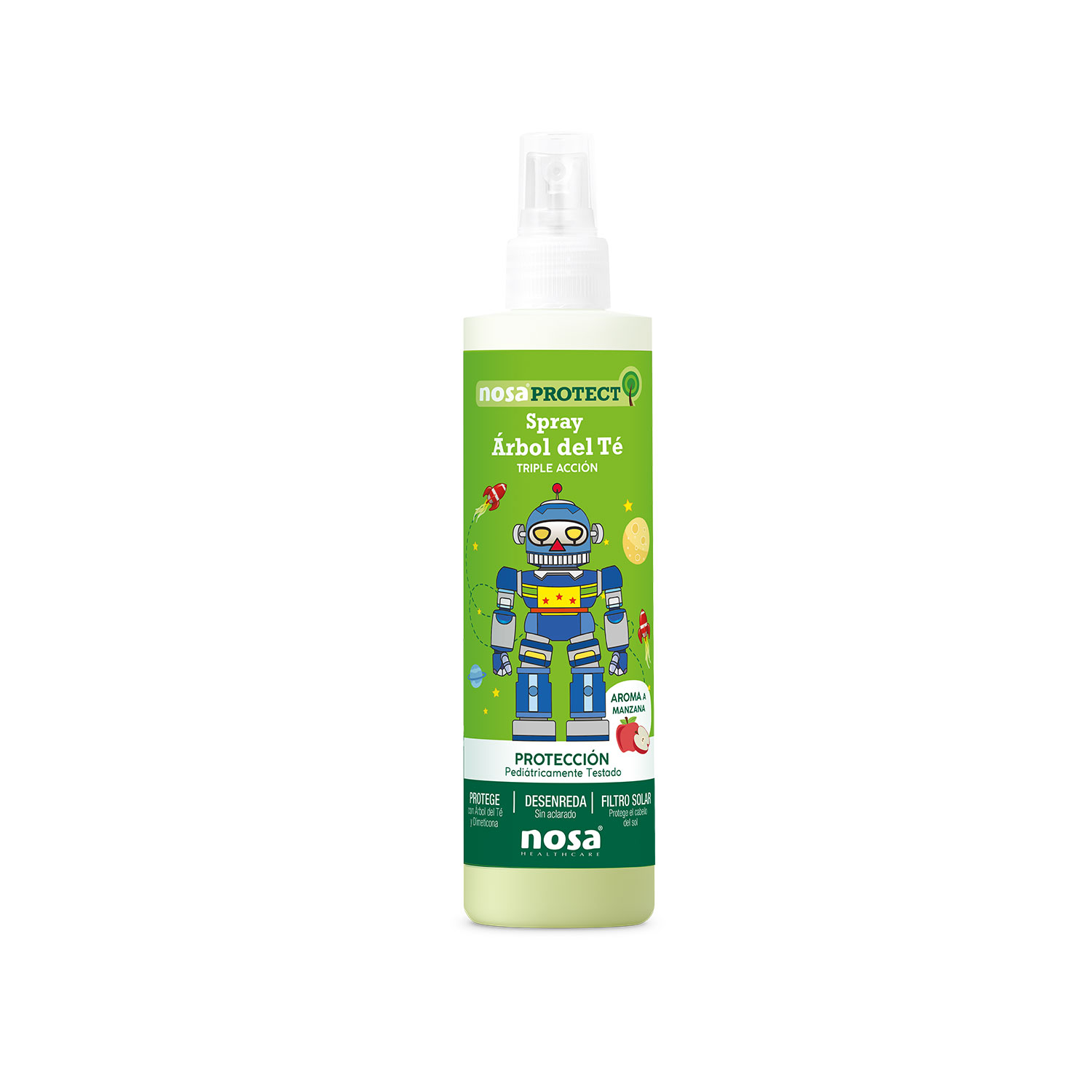 Spray Árbol del Té Manzana 250ml