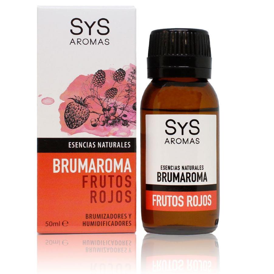 ESENCIA BRUMAROMA SYS 50 ML FRUTOS ROJOS