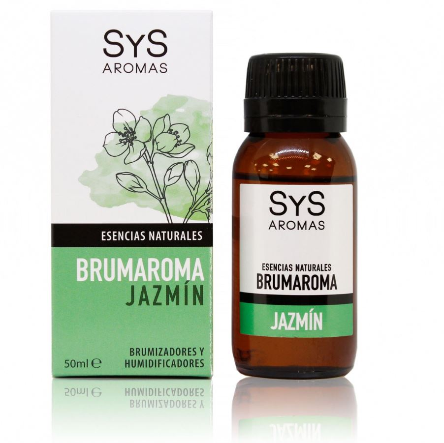 ESENCIA BRUMAROMA SYS 50 ML JAZMIN