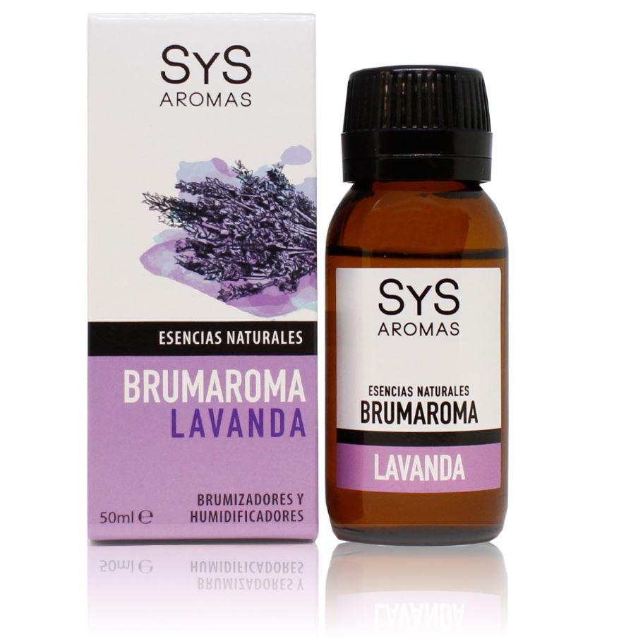 ESENCIA BRUMAROMA SYS 50 ML LAVANDA