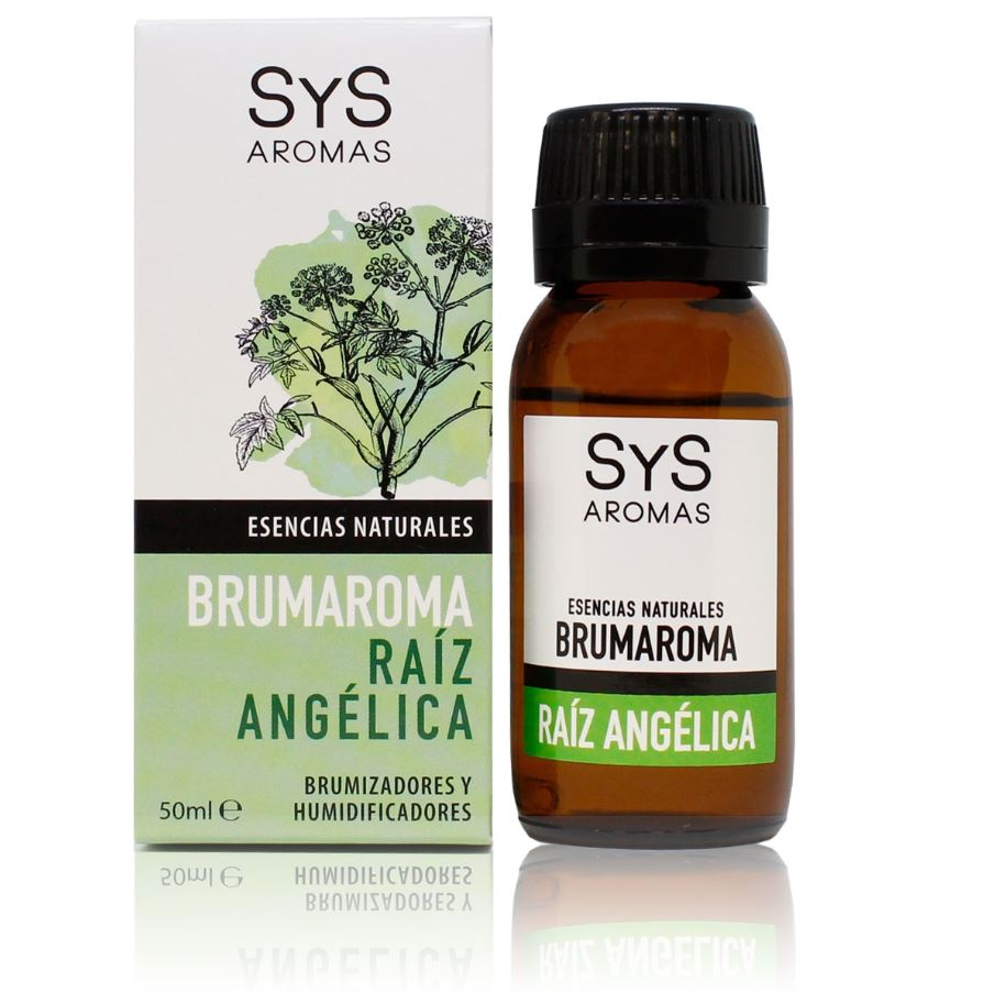ESENCIA BRUMAROMA SYS 50 ML RAIZ ANGELICAL