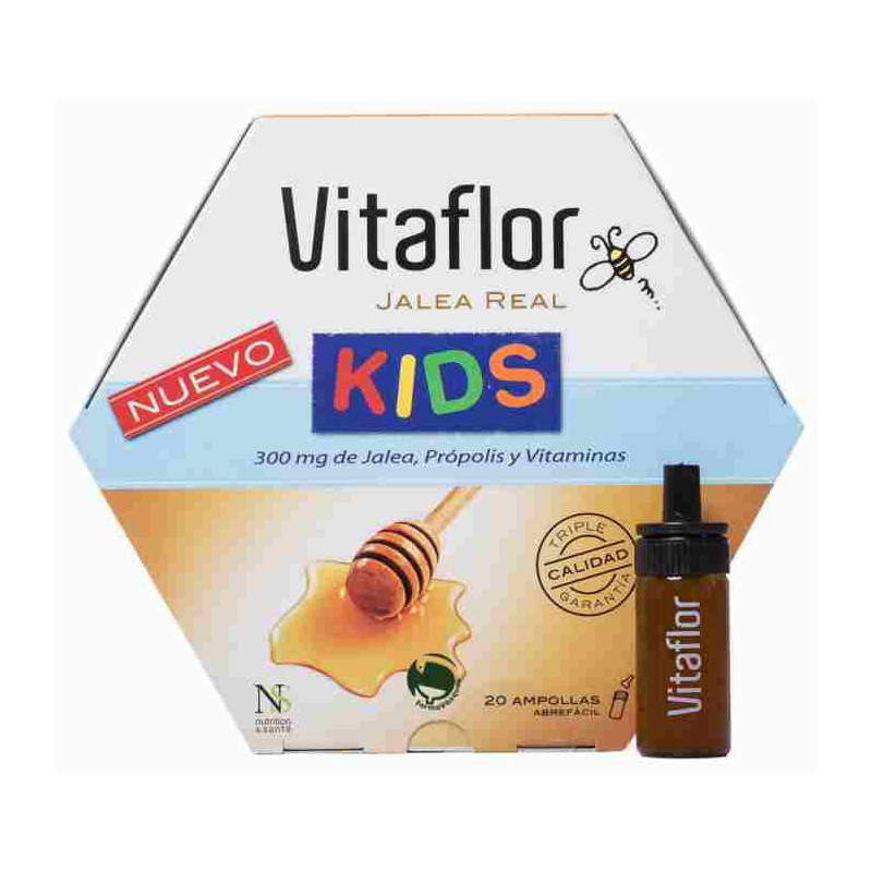 Vitalflor Jalea Real Kids